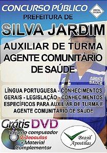 Silva Jardim - RJ - 2019 - Apostilas Para Nível Fundamental, Médio e Superior