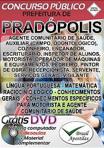 Pradópolis - SP - 2019 - Apostilas Para Nível Fundamental, Médio e Superior