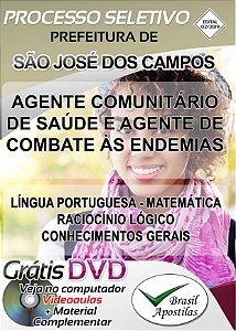 São José dos Campos - SP - 2019 - Apostila Para Nível Médio