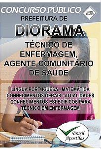 Diorama - GO - 2019 - Apostila Para Nível Médio e Técnico - VERSÃO DIGITAL