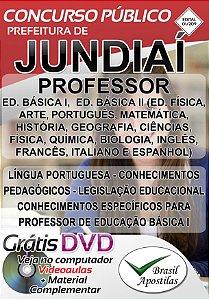 Jundiaí - SP - 2019 - Apostilas Para Nível Superior