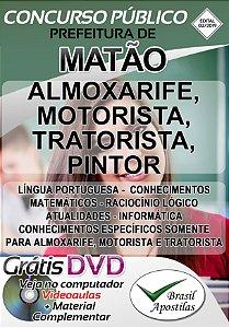 Matão - SP - 2019 - Apostilas Para Nível Fundamental e Médio