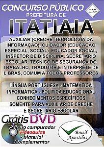 Itatiaia - RJ - 2019 - Apostila Para Nível Médio