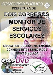 Dois Córregos - SP - 2019 - Apostilas Para Nível Fundamental, Médio, Técnico e Superior
