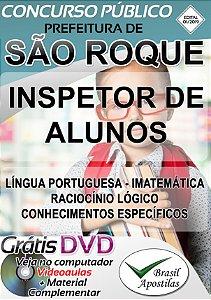 São Roque - SP - 2019 - Apostilas Para Nível Fundamental e Médio