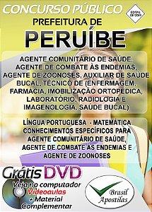 Peruíbe - SP - 2019 - Apostila Para Nível Médio e Técnico