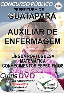 Guatapará - SP - 2019/2020 - Apostilas Para Nível Médio, Técnico e Superior