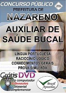 Nazareno - SP - 2019/2020 - Apostilas Para Nível Fundamental, Médio, Técnico e Superior