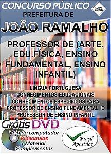 João Ramalho - SP - 2019/2020 - Apostila Para Professor