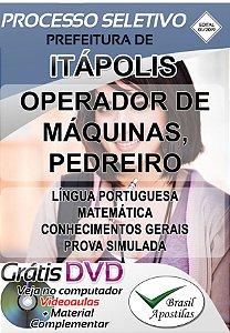 Itápolis - SP - 2019/2020 - Apostilas Para Nível Fundamental e Médio