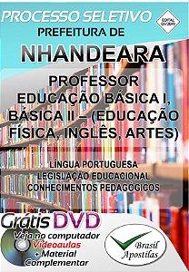 Nhandeara - SP - 2019/2020 - Apostila Para Professor