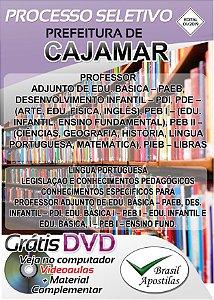 Cajamar - SP - 2019/2020 - Apostila para Professor