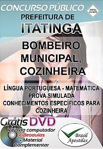 Itatinga - SP - 2019/2020 - Apostilas Para Nível Fundamental, Médio e Superior