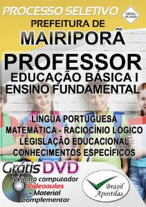 Mairiporã - SP - 2019/2020 - Apostila Para Professor