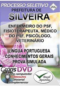 Silveiras - SP - 2020 - Apostila Para Nível Superior
