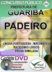 Guariba - SP - 2020 - Apostilas Para Nível Fundamental, Médio e Técnico