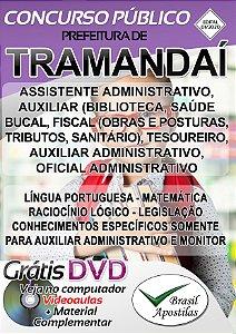 Tramandaí - RS - 2020 - Apostilas Para o Nível Fundamental, Médio e Superior