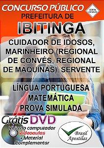 Ibitinga - SP - 2020 - Apostilas Para Nível Fundamental, Médio e Superior