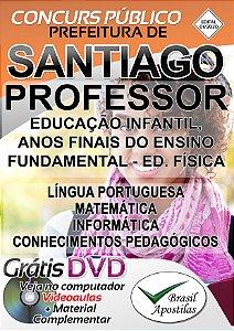 Santiago - RS - 2020 - Apostila Para Professores