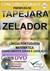 Tapejara - PR - 2020 - Apostilas Para Nível Fundamental e Médio