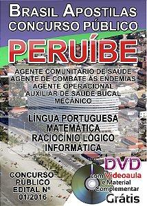 Peruíbe 2016 - Apostilas para todos os níveis - Diversos Cargos