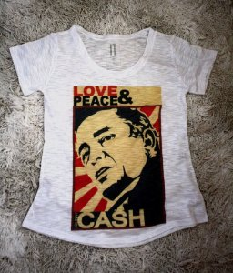 Tee Johnny Cash