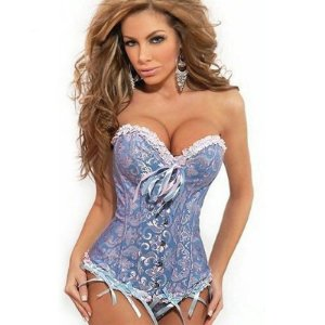 Corselet Lace Sexy  Top Shaper