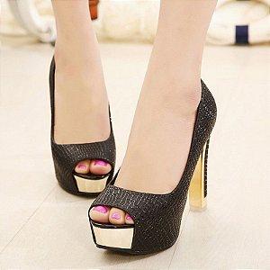 Sapato Salto Alto  Jolie Fashion  Nova Coleção