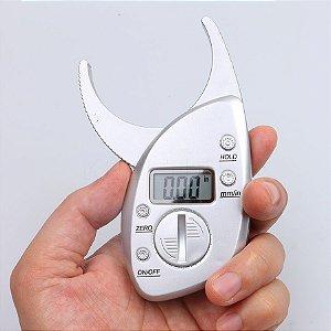 Adipômetro Digital Medidor De Gordura Corporal