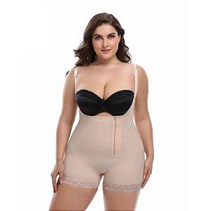 Colete Modelador Trainer Plus Size Bodysuit