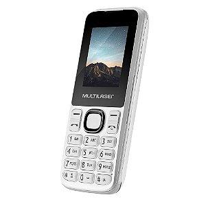 Celular New Up Dual chip com Câmera e Bluetooth MP3 Branco