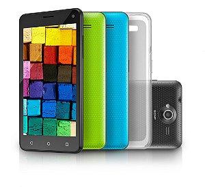 Smartphone MS50 Colors 3G Quad Core 8MP 16GB Dual Chip Wi-Fi