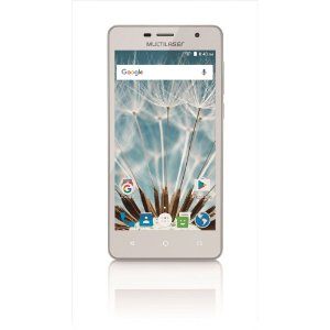 "Smartphone MS50S 3G Tela 5"" Dual Câmera 5MP+8MP Android 6.0"