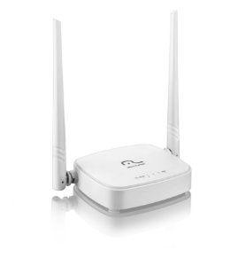 Roteador Wireless 300MBps 2.4GHz QoS WISP 2 Antenas 5dBi Mul