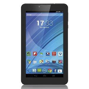 Tablet Preto M7 3G Quad Core Câmera Wi-Fi Tela Hd 7' Memór