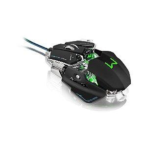 Mouse Multilaser Gamer Warrior 4000 Dpi Multilaser - MO246