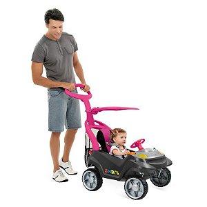 Mini Veículo Smart Baby Comfort Rosa - Bandeirante - 521