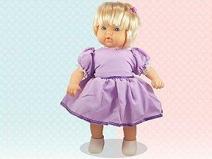 Bebê Bate Coração Brinque Feliz - 705