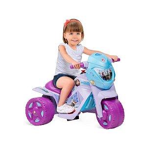 Ban Moto Frozen - EL 6V - Bandeirante - 2488
