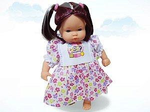 Boneca Baby Sabidinha Brinque Feliz - 791