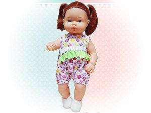 Boneca Aninha Picnic Brinque Feliz - 778