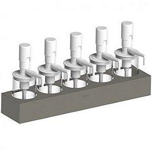 Dispenser 05 Potes Universal DISP-5P 1000 Manual