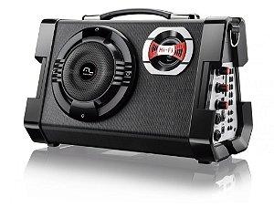 Active Sound System Multilaser 6 Em 1 Portátil Preto