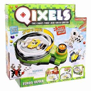 Pixels De Montar Qixels Turbo Dryer 500 Peças Multikids