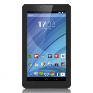 Tablet Preto M7 3G Quad Core Câmera Wi-Fi Tela Hd7 8GB
