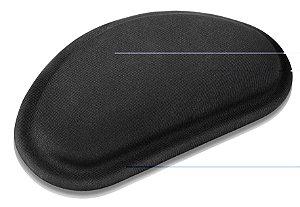 Apoio de Pulso para Mouse Gel Preto Multilaser - AC250