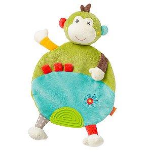 Baby Fehn Bichinho Mordedor Macaco Multilaser - BR306
