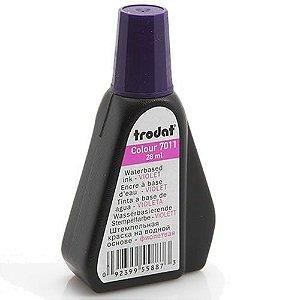 Tinta para Carimbo Automático Trodat 7011 - Violeta