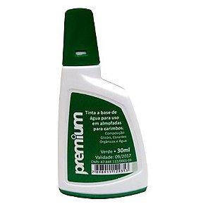 Tinta para Carimbo Auto-Entintado Premium - Verde
