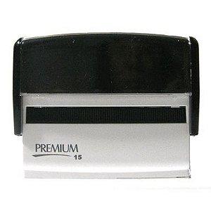 Carimbo Auto-Entintado Premium 15